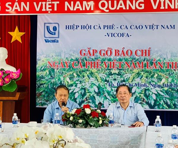 Khẳng định vị thế cà phê Việt Nam trên thị trường quốc tế